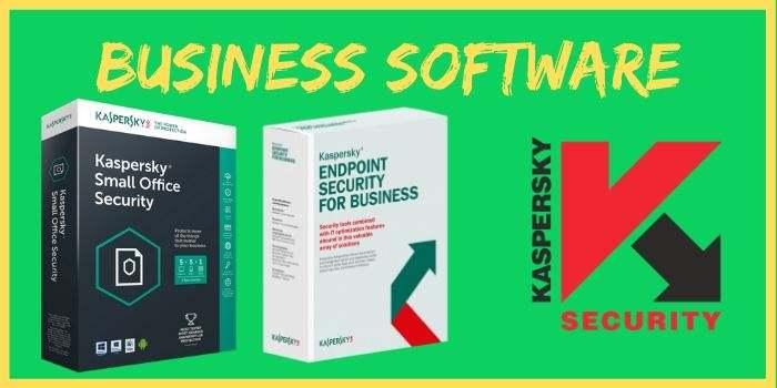 Kaspersky Business Security Software