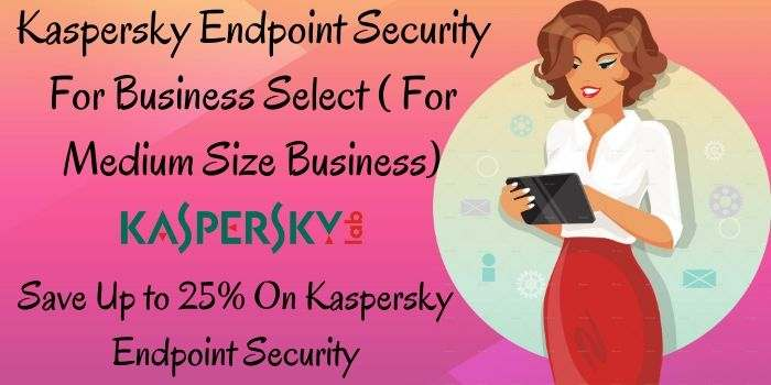 Kaspersky Endpoint Security Select