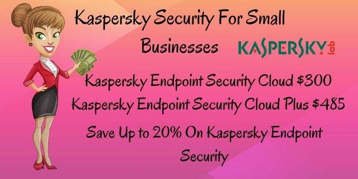 Kaspersky Endpoint Security Small Business