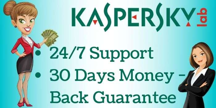 Kaspersky Money Back Guarantee