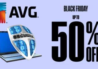 UpTo 50% Off AVG Black Friday Deals 2020
